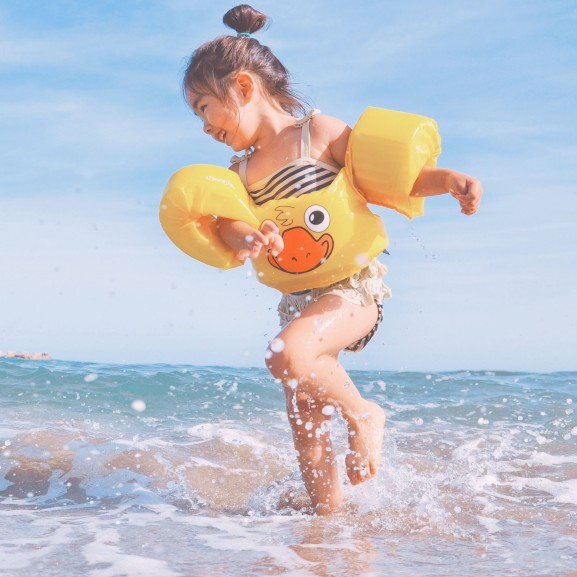gyerek strand