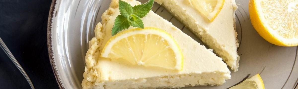 Gyors citromos sajttorta sütés nélkül