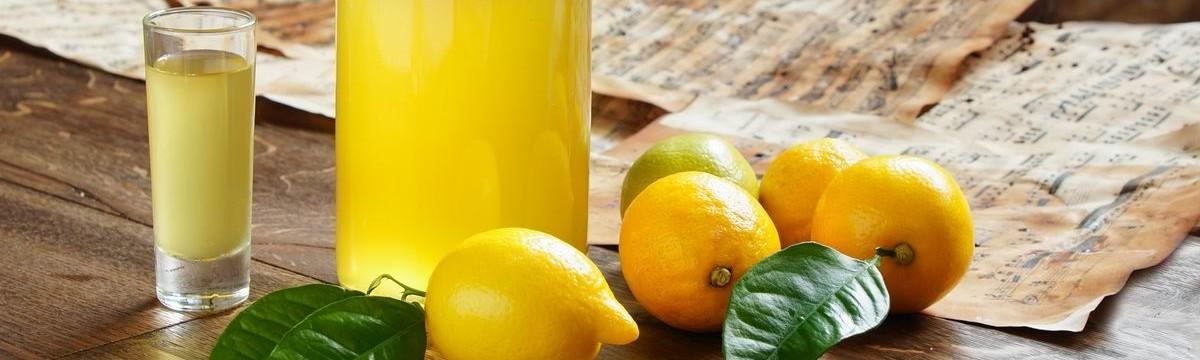 Gyors limoncello, ami egy nap alatt elkészül