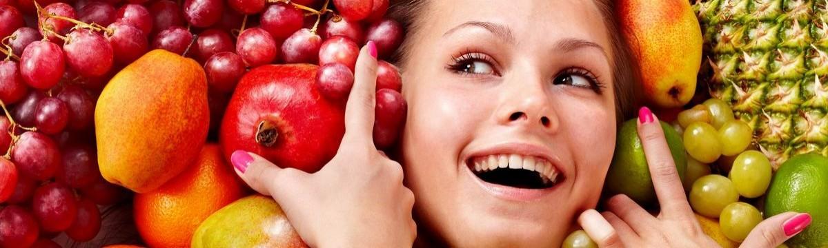 Gyümölcsös arcpakolás