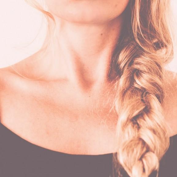 haj fonat bőr szőke