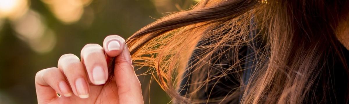 haj hosszabbítás szépség nő