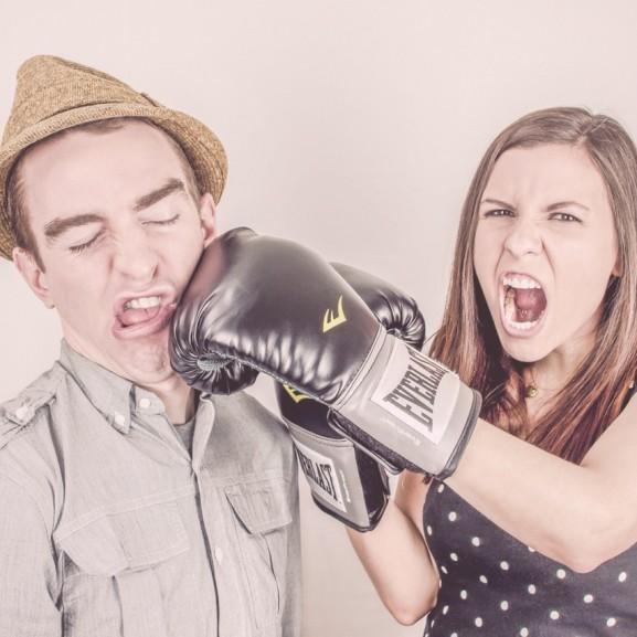 harc box verekedés