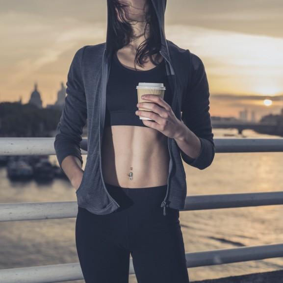 hasizom edzés városrészlet kávé