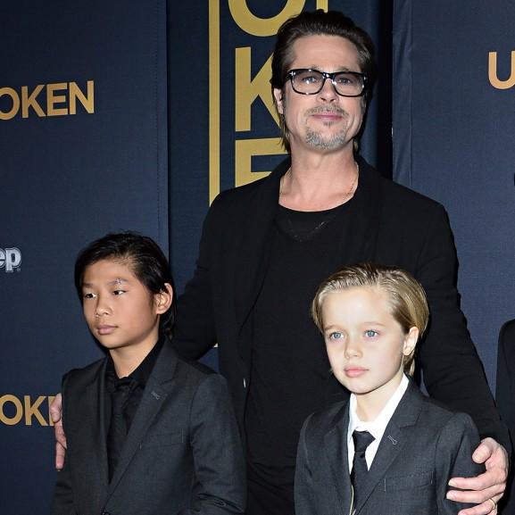 Hatan vannak Angelina Jolie és Brad Pitt gyerekei