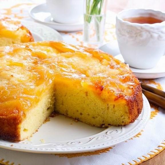 Hopp, a tészta kimaradt! No para, így is lesz süti: fordított almatorta illatosan Cookta