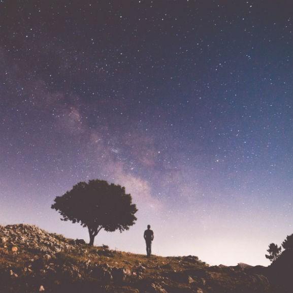 horoszkóp csillag éjszaka