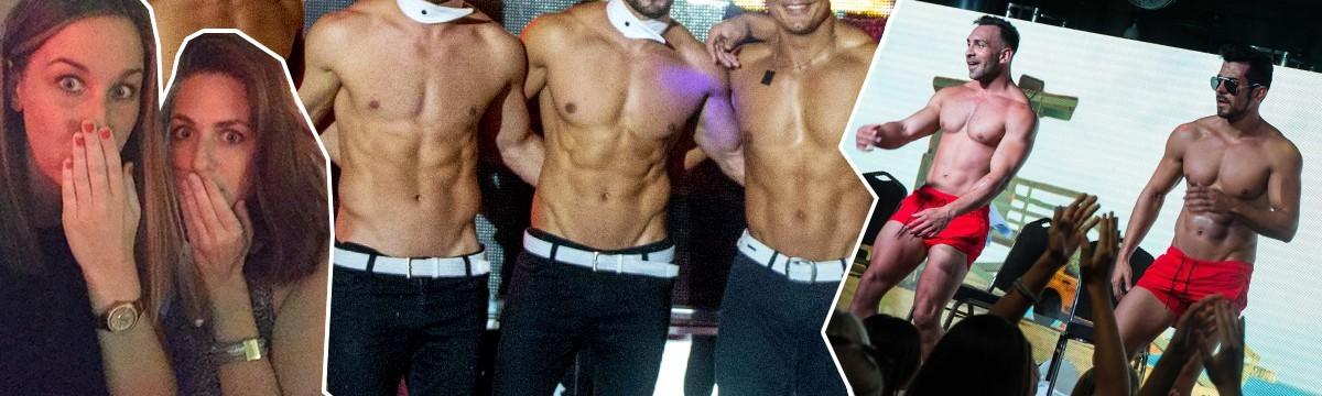 Hot men dance Mojzes Nóra