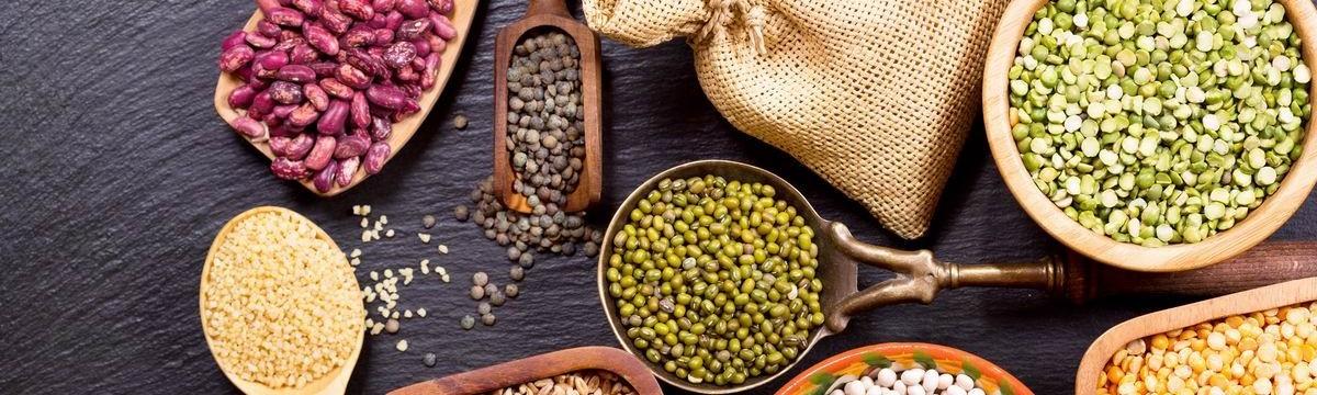 Hüvelyesek növényi fehérjeforrások
