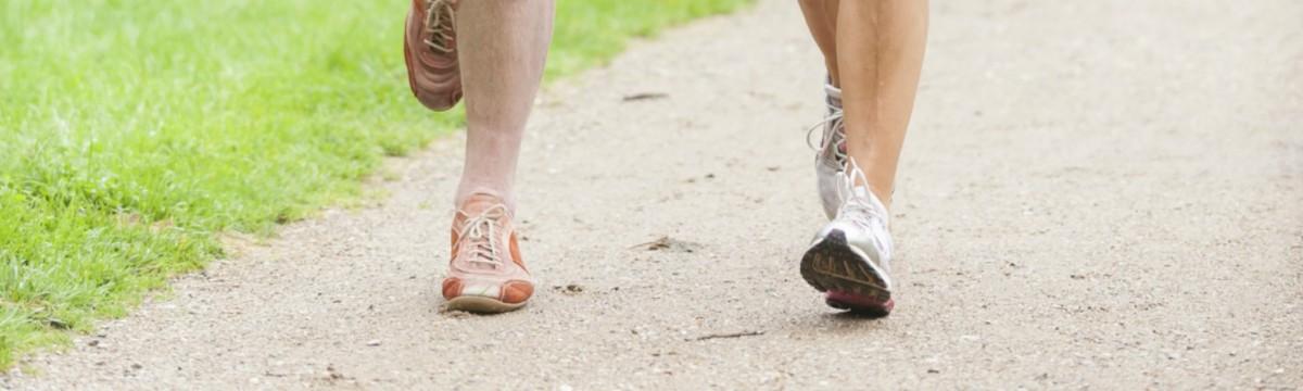 idős házaspár sport futás