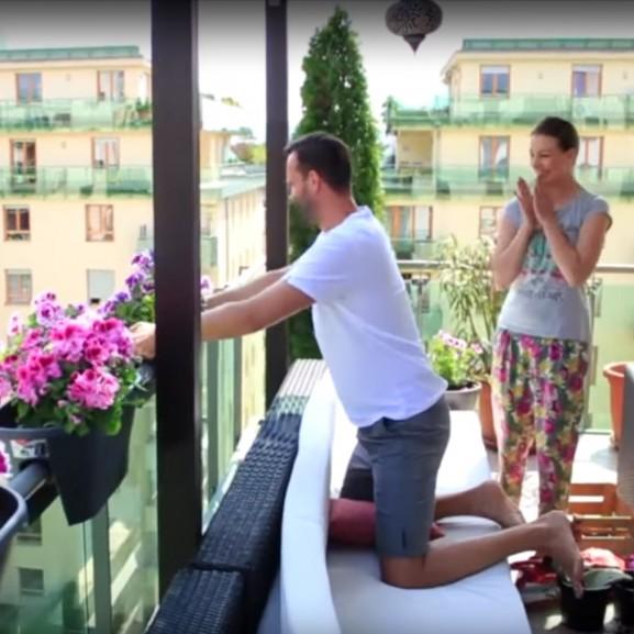 Így frissítsétek fel a teraszt és az erkélyt tavasszal! – Norie Time Out Takács Nóra