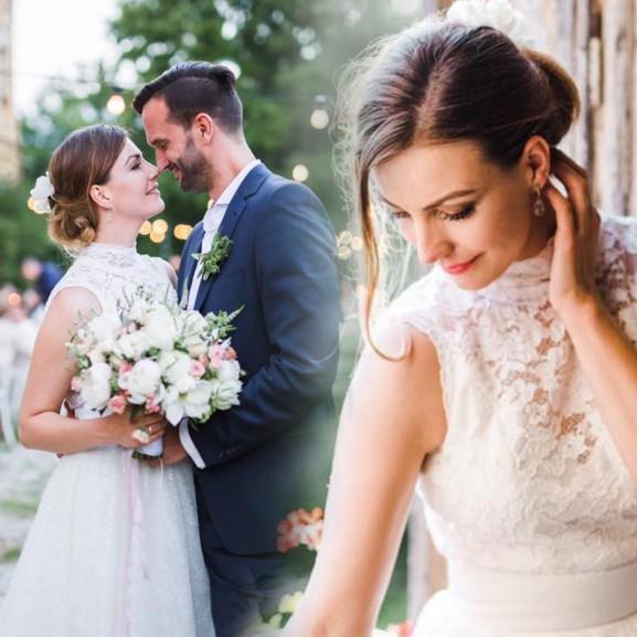 Így készült az esküvői frizurám – Norie-videó Takács Nóra