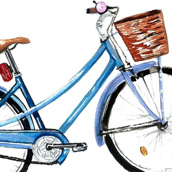 Így lehet stílusos a biciklitek úgy, hogy még a személyiségeteket is tükrözze Mojzes Nóra
