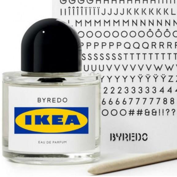 ikea parfüm