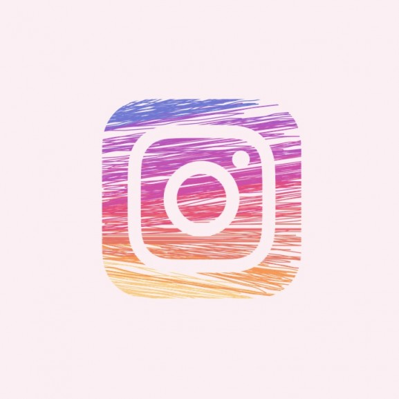 Instagram logó