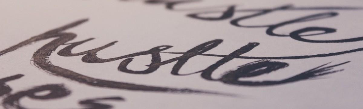 kalligráfia szépírás