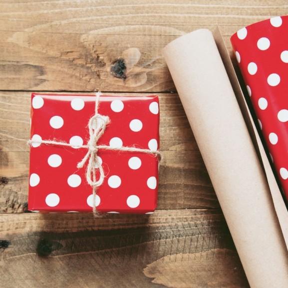 karácsony csomagolópapír