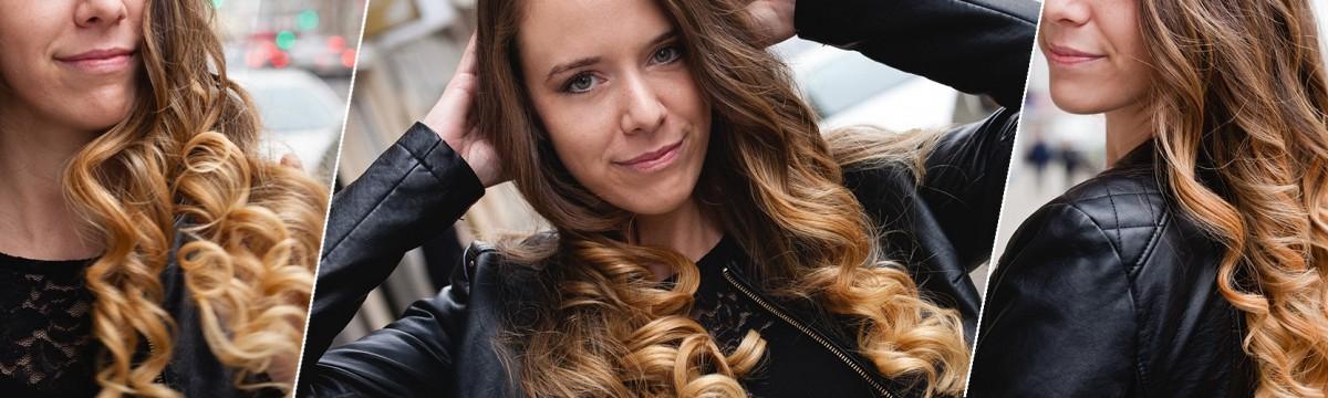 Karácsonyi frizura hosszú hajból
