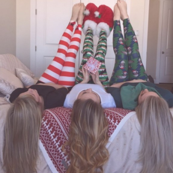 karácsonyi leggings