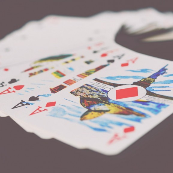 kártyapakli, kártyák