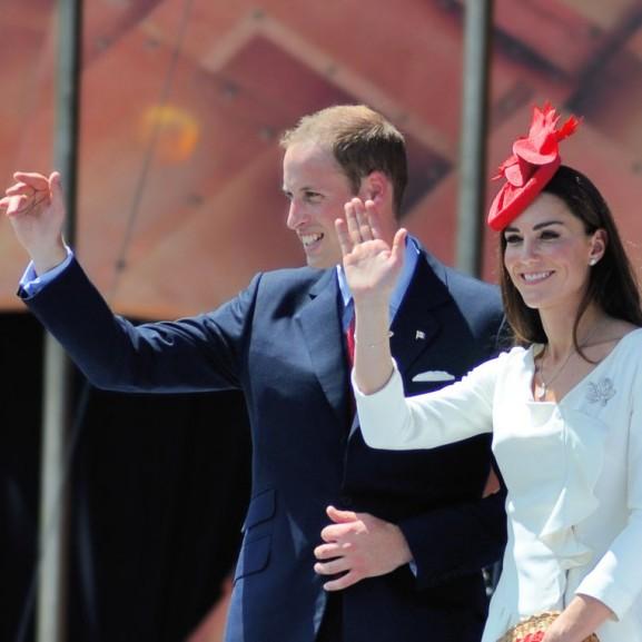 Katalin hercegné és Vilmos herceg utódok