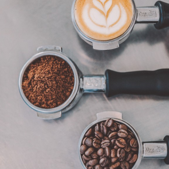 kávé koffein