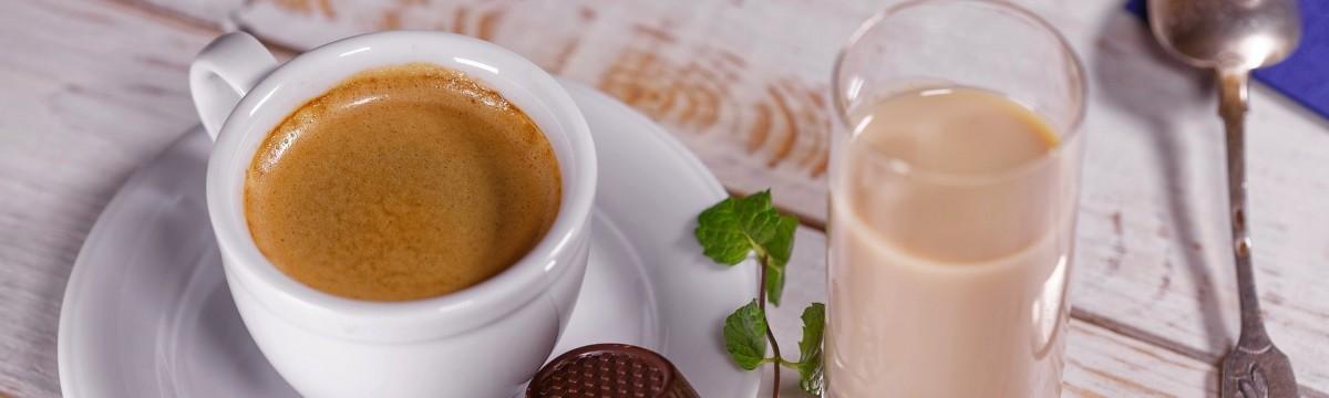 kávé tej koffein