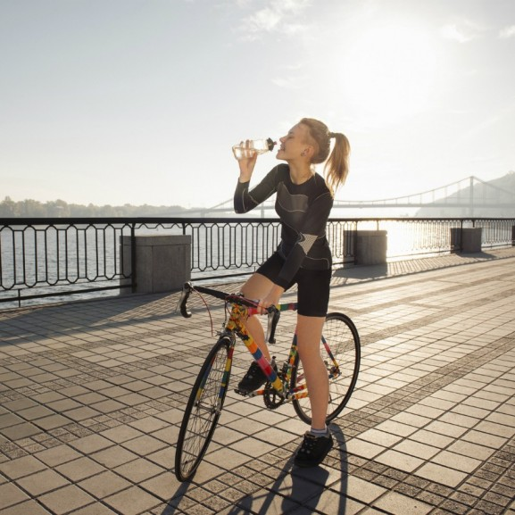kerékpározás lány bringa bicikli