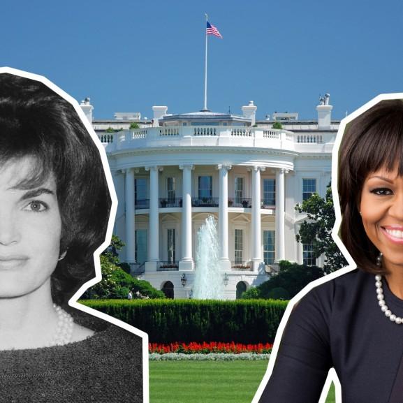 """Két """"lakberendező"""" First Lady, akinek már most rengeteget köszönhetnek a leendő elnökök, és feleségeik"""