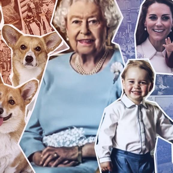 királyi család teszt