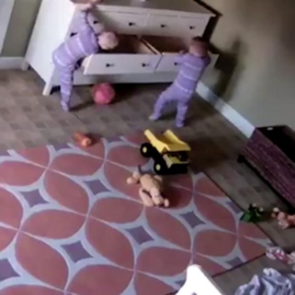 kisfiú baleset