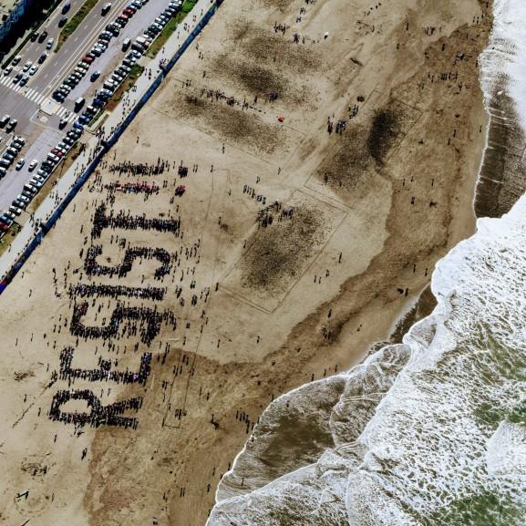 klímaváltozás tengerpart
