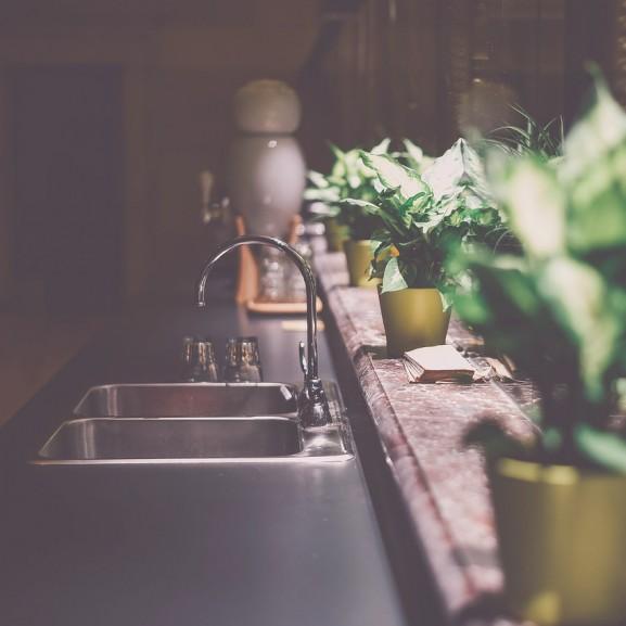 konyha mosogató csap