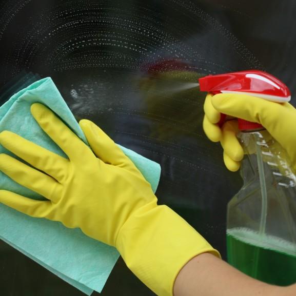 konyhai takarítás