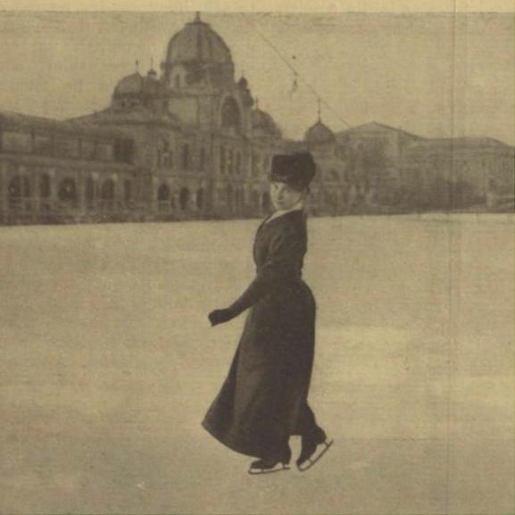 Egy igazi jégkirálynő: ő volt a műkorcsolyázás első magyar világbajnoka