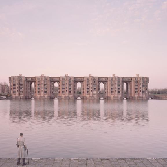 Lenyűgöző párizsi betondzsungel Az éhezők viadala filmek helyszíne
