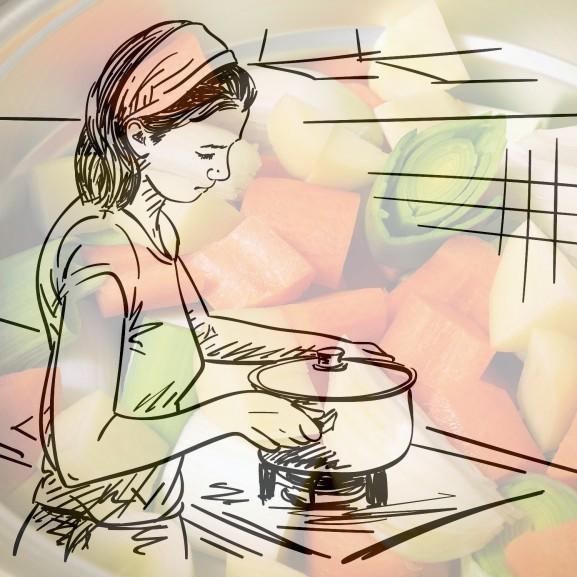 Kukta főzés
