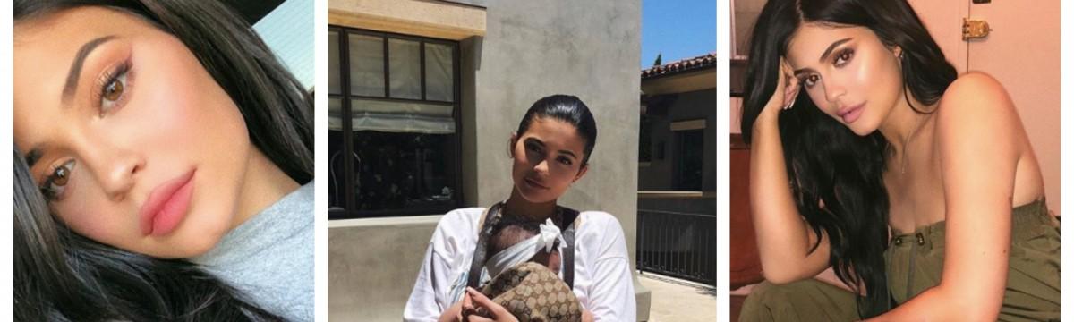 Kylie Jenner kislánya még csak 5 hónapos, de már milliós értésű cipőgyűjteménye van!