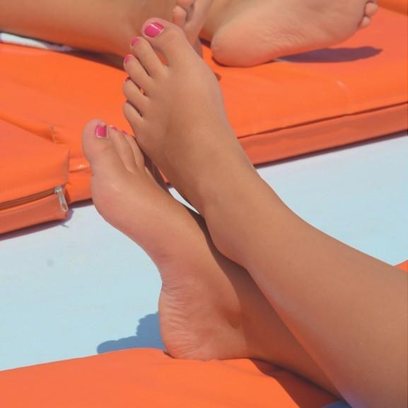 láb sarok talp
