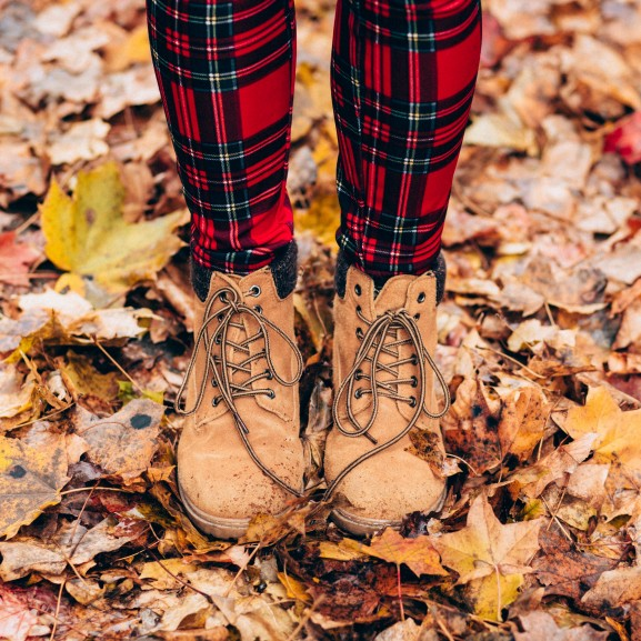 lány ősz
