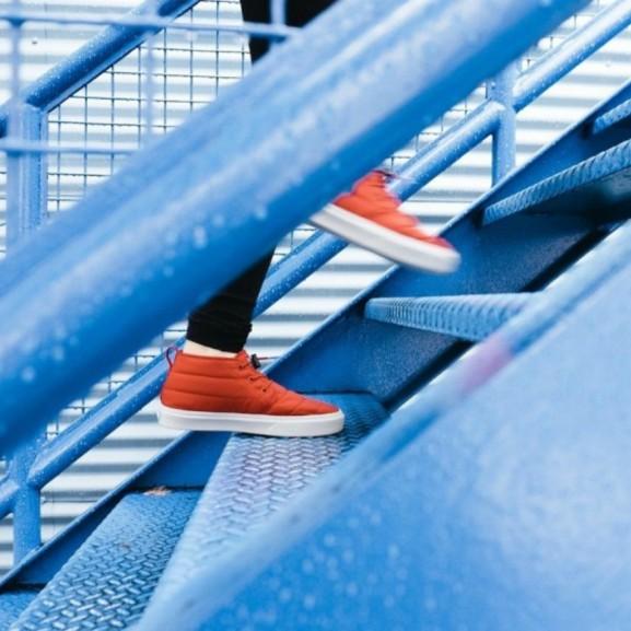 lépcső sport futás