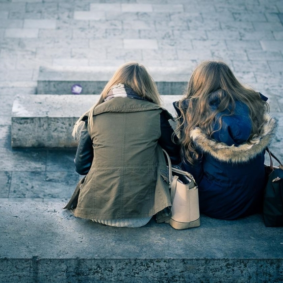 10 ok, amiért örüljetek, hogy a lánytestvéretek a legjobb barátnőtök