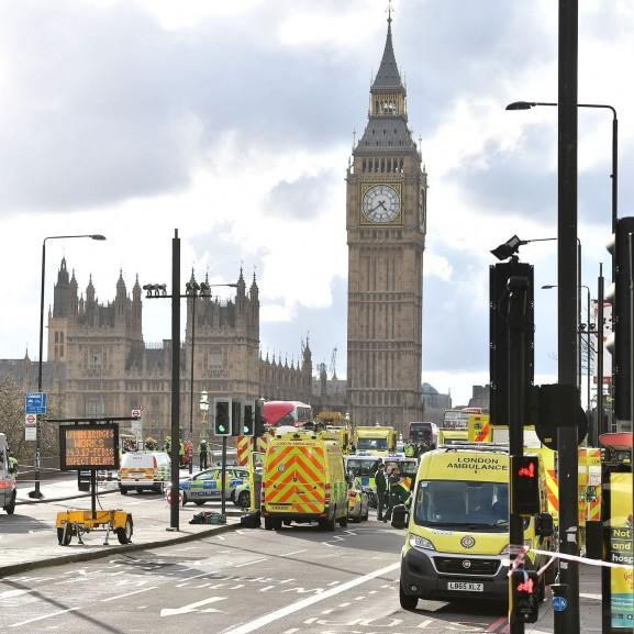 londoni terror