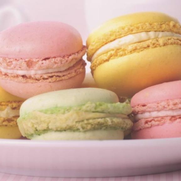 Macaronláz: az édes kis csók kalandos története