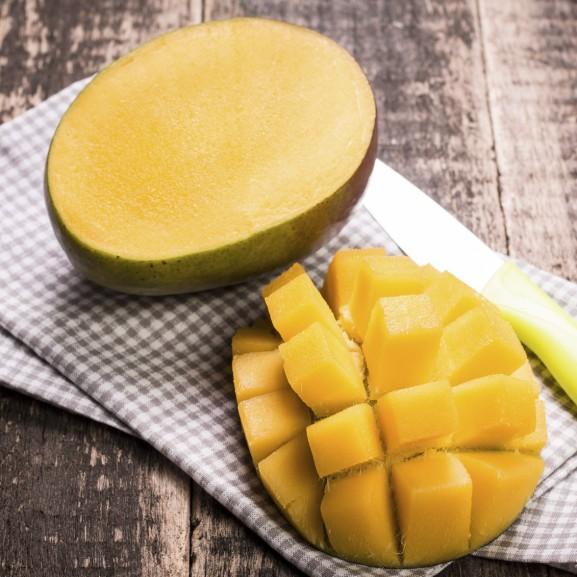 mangó gyümölcs probiotikum