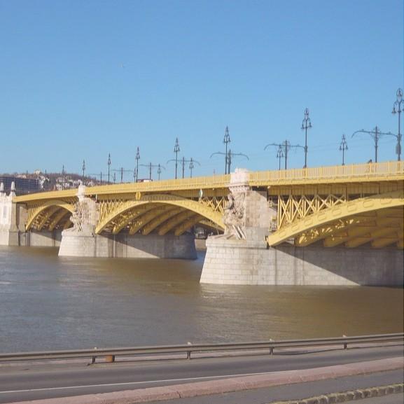 margit híd budapest