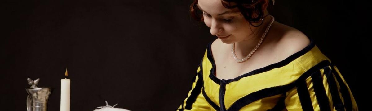 Mariell Felicitas divatblogger régi ruhák varrás