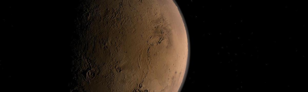 Boldog Valentin-napot kíván a NASA marsjárója