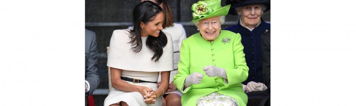 Meghan Markle II Erzsébet