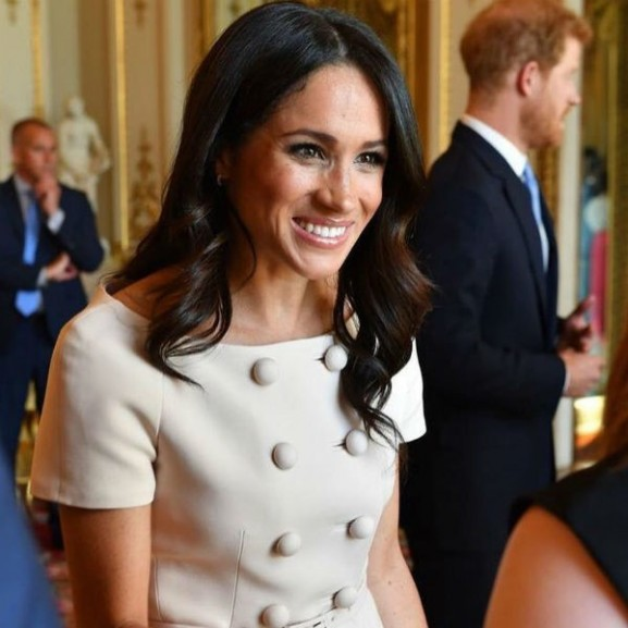 Meghan Markle Queen's Young Leaders